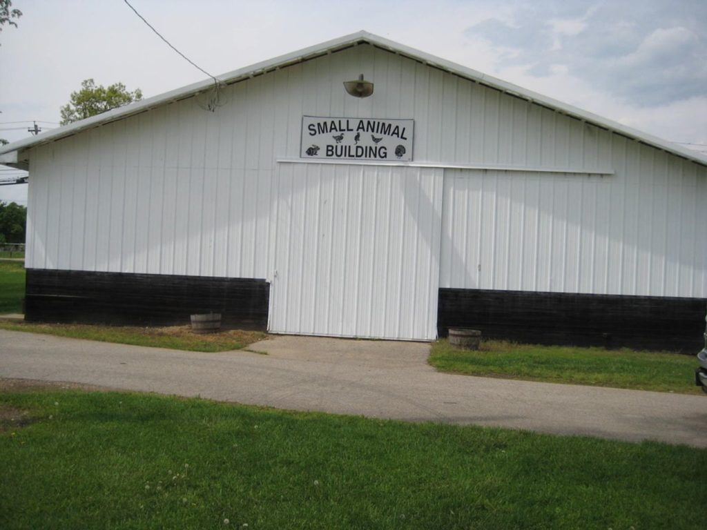 Small Animal Barn