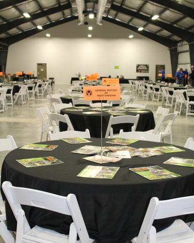 Expo Hall Dinner