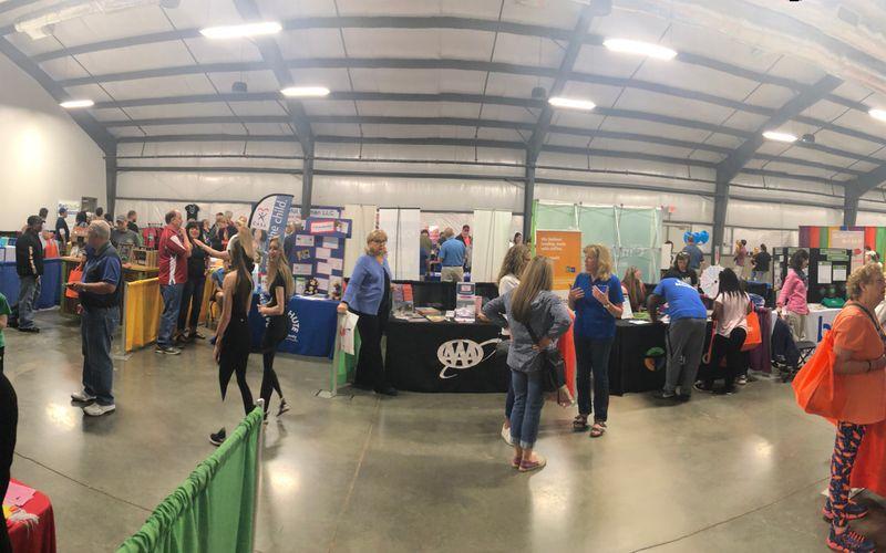 Full Expo Center Event
